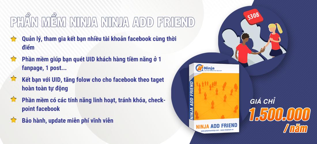Ninja Add Friend