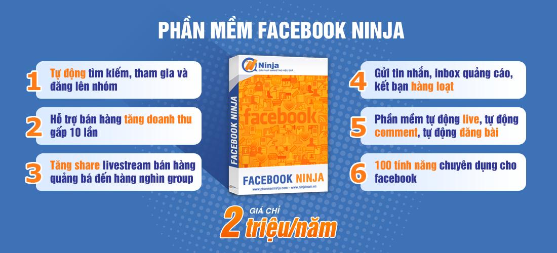 Facebook Ninja