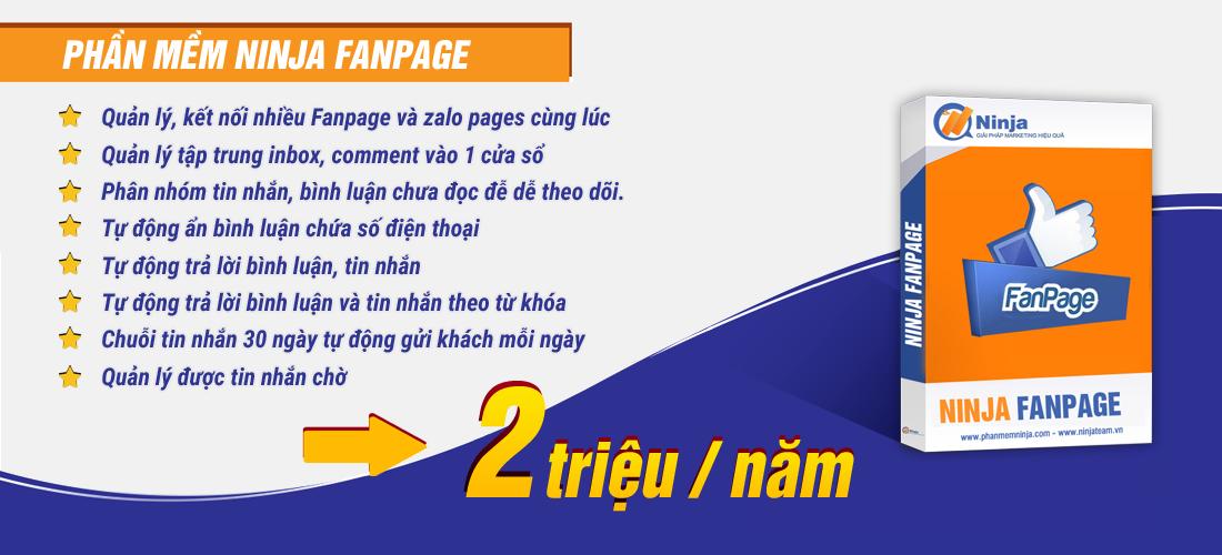 Ninja Fanpage