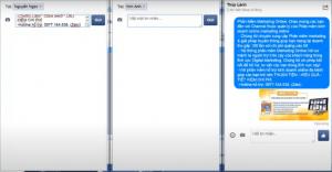 Gửi tin nhắn spam Facebook tự động