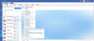 quản lý chat Zalo số lượng lớn